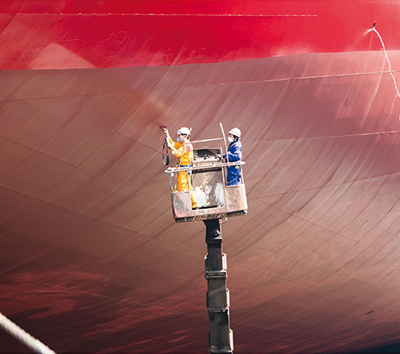 Marine Protective Coatings